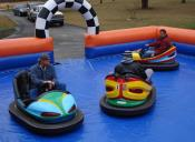 Inflatable Bumper Cars!