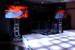 LED Stages