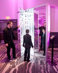 Mirror Room Booth